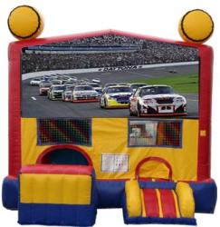 Racing Cars Modular with Slide