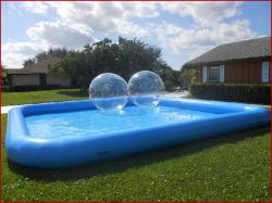 Human Sphere Pool