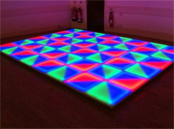 9.5×9.5 LED Dance Floor