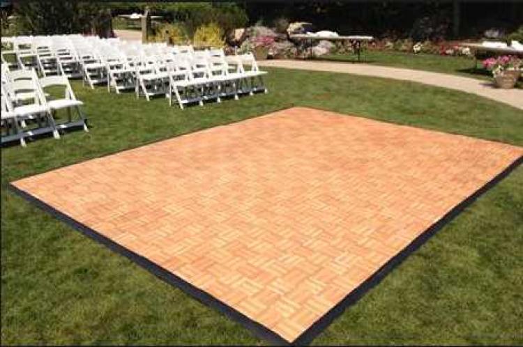 12 x 12 oak dance floor with sub floor a bouncy bear llc for 12 by 12 dance floor