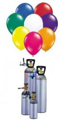 100 Balloon Helium Tank