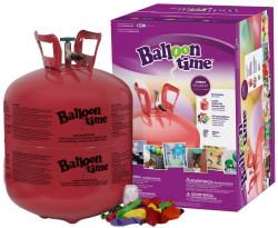 50 Balloon Helium Tank