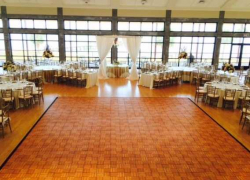 12 x 12 Oak Dance Floor (no Sub-Floor)