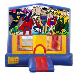 15×15 Superhero Bouncer