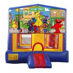 15×15 Sesame Street Bouncer