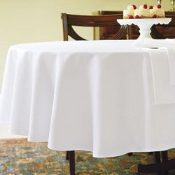 Table Linens (Round & Lap Style)