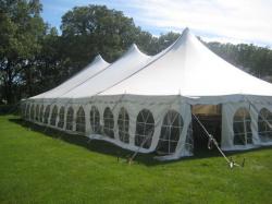 40' x 80' Tent
