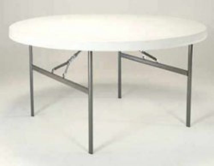 5 Ft Round Tables