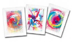 Spin Art Frames