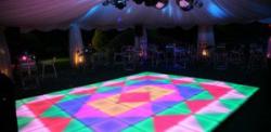 13 x 13 LED Dance Floor