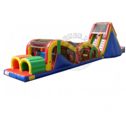 78' Obstacle Course