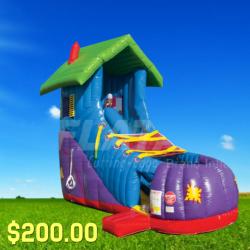 Wacky Shoe Slide