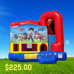 Paw Patrol Backyard Combo - THEME