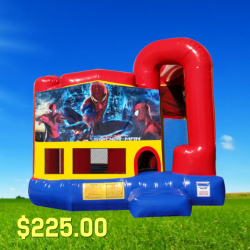 Spiderman Backyard Combo - THEME