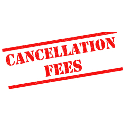 Cancellation Fee