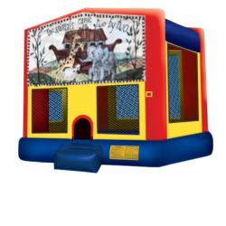 Noah's Ark Modular Jump Theme
