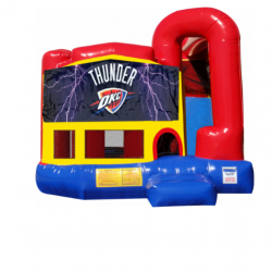 OKC Thunder Backyard Combo - THEME