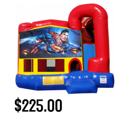 Superman Backyard Combo - THEME