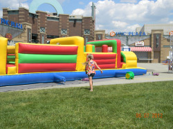 40 1619793062 40' Obstacle Course