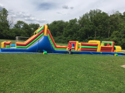 65 1619665203 65' Obstacle Course