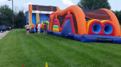 75' 1619666184 75' Obstacle Course w/Rockwall