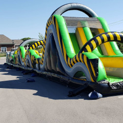 95 1619657736 95' Radical Run Obstacle Course