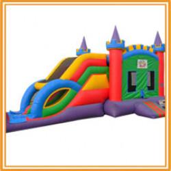 bounce combo 1615577041 Paradise Castle Combo