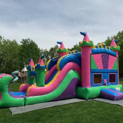 Colorful Castle Combo/Slide