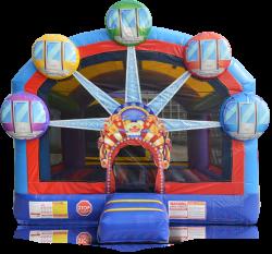 ec 0002 fw large 1617337062 Ferris Wheel Bounce House