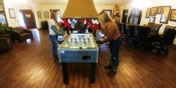 foosball1 1619660114 Foosball Table