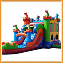 kidzone combo pool 130511646 KidZone Combo w/Pool