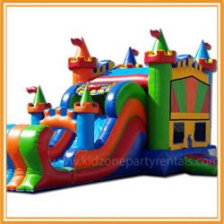 kidzone dry combo 1 377085318 KidZone Combo w/Slide