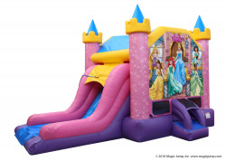 Disney Princess Bounce Combo