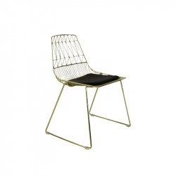 Hawaii Chair - Gold
