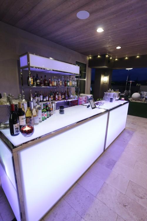 Bar Back - Straight - Essex