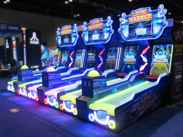 Bowling Arcade Game Rental AZ - Rent Lane Master Arcade