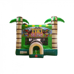 Tiki Bounce House