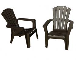 Adirondack Chair - Brown