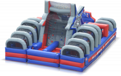 All Star Challenge Obstacle Course