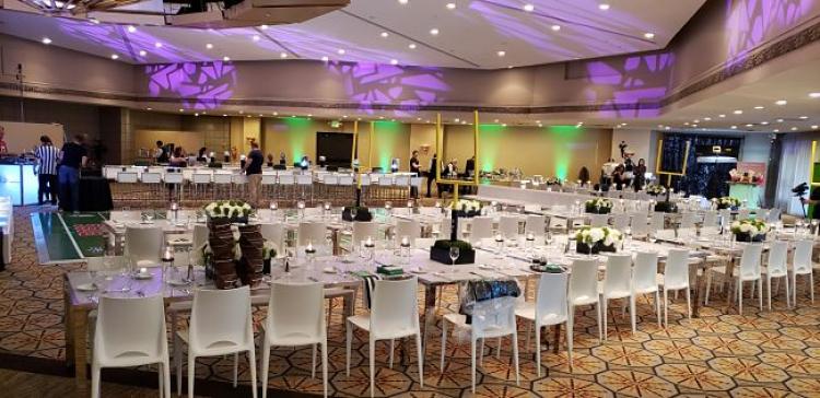 Avalon Dining Table - 60x60