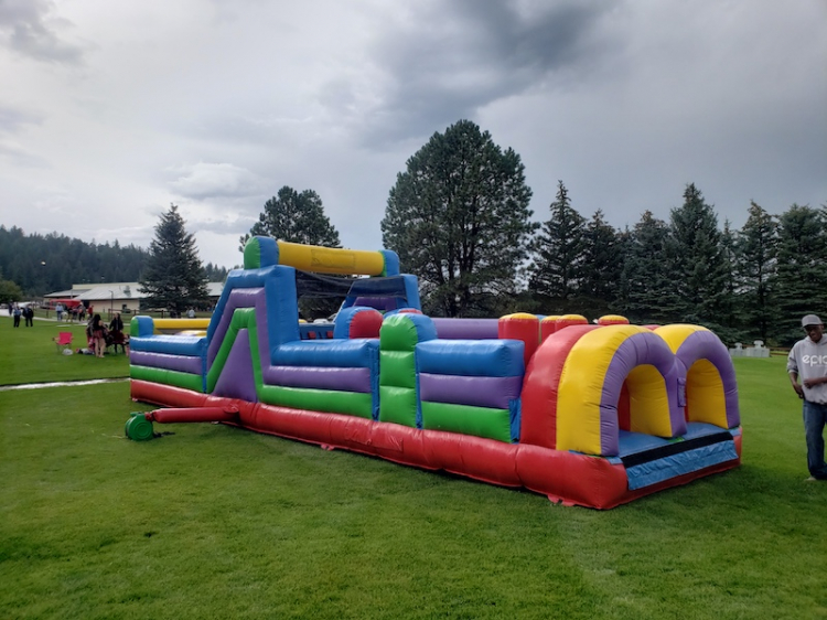 40' Ultimate Obstacle