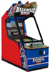 Baseball Pro Arcade Game