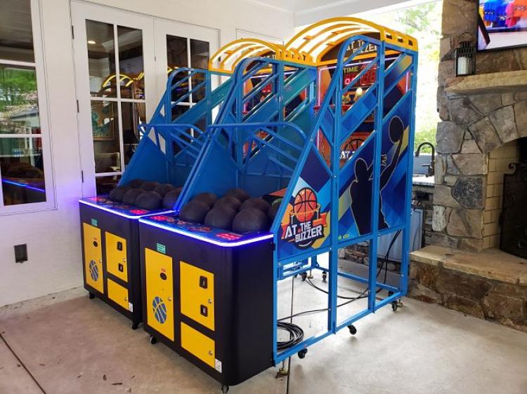 Basketball Arcade Game Rentals Rent Pop A Shot In Az