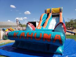 18ft Big Kahuna Water Slide