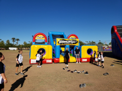 360 Degree Obstacle Course