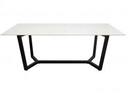 Coffee Table - Caplan - Black Frame