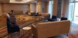 Kincaid Chair - 2ft Length - Sapphire