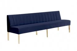 Kincaid Sofa - 8ft Length - Sapphire