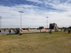 85' Boot Camp Obstacle