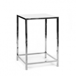 Cruiser Table - Capital - Silver Frame